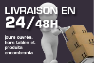 expedition en 24H